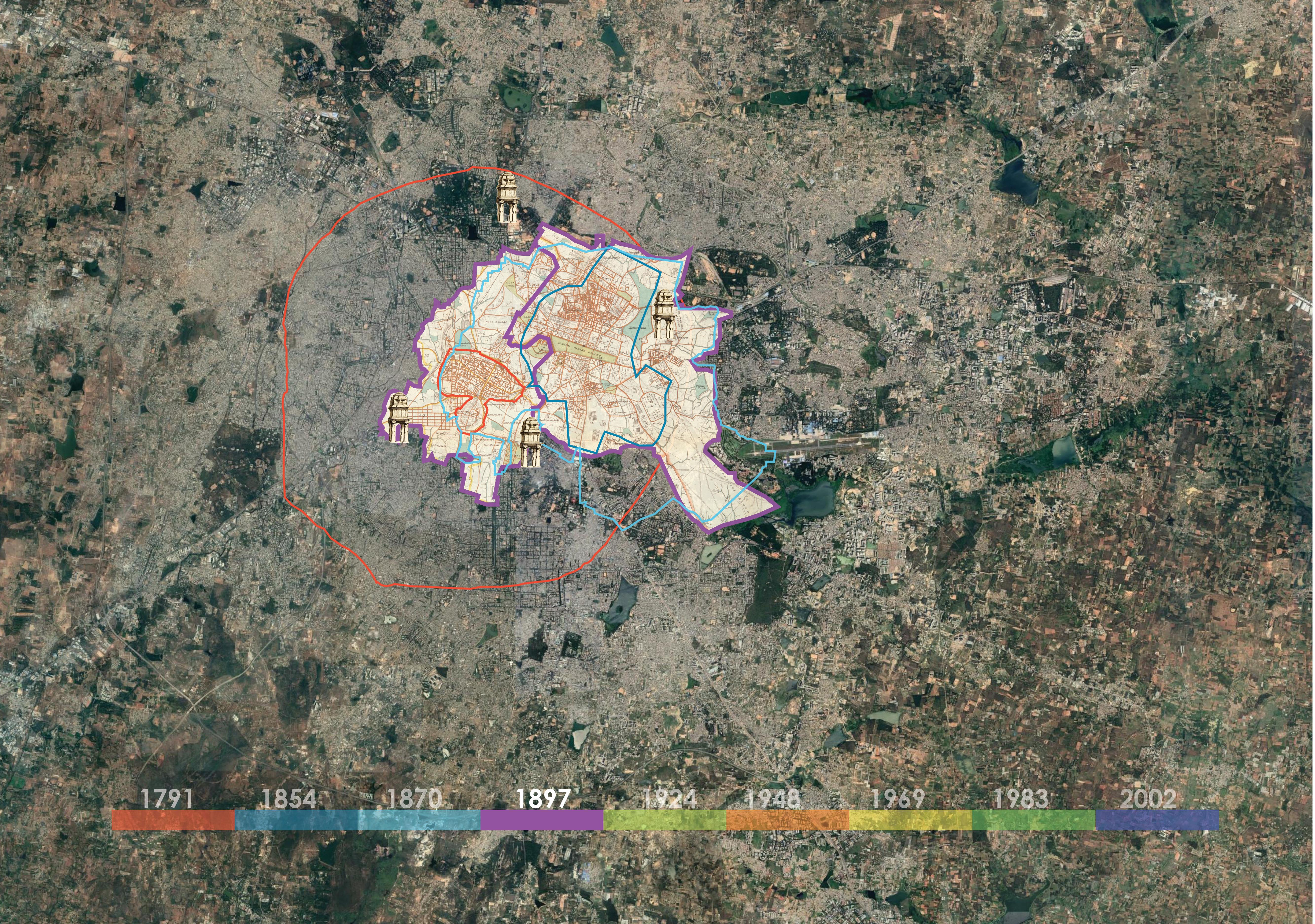 Mapping Bengaluru
